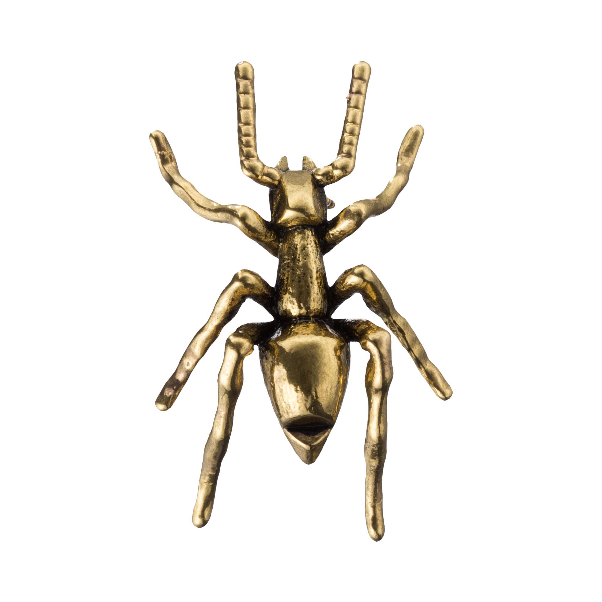 Брошь Золотой жук жук