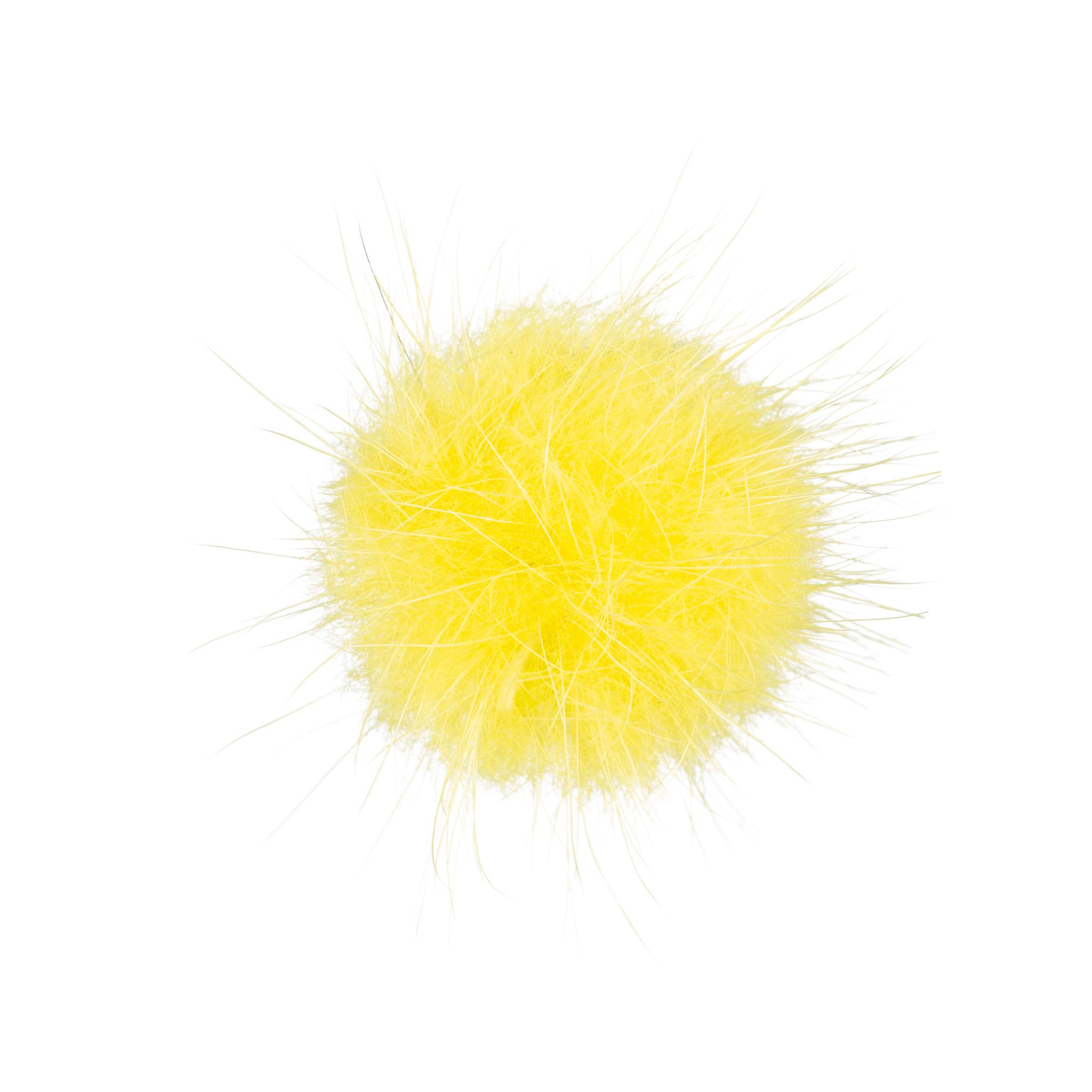 Брошь Мех (желтый) брошь мех синий