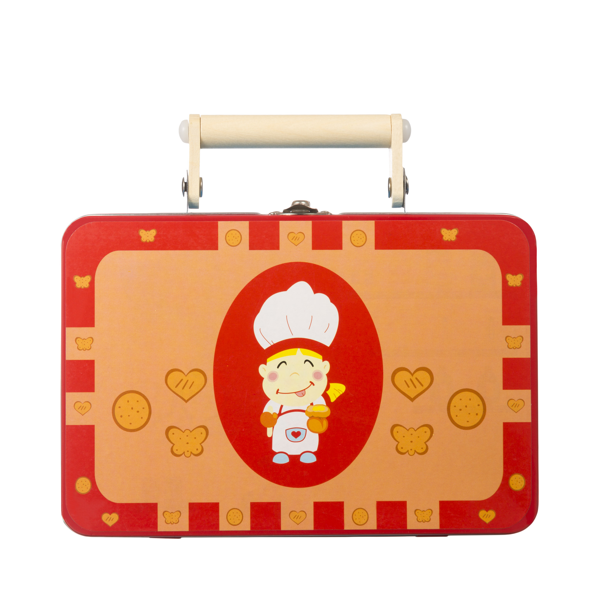Игровой набор чемодан для пикника набор для пикника norfin vardo nfl 40106