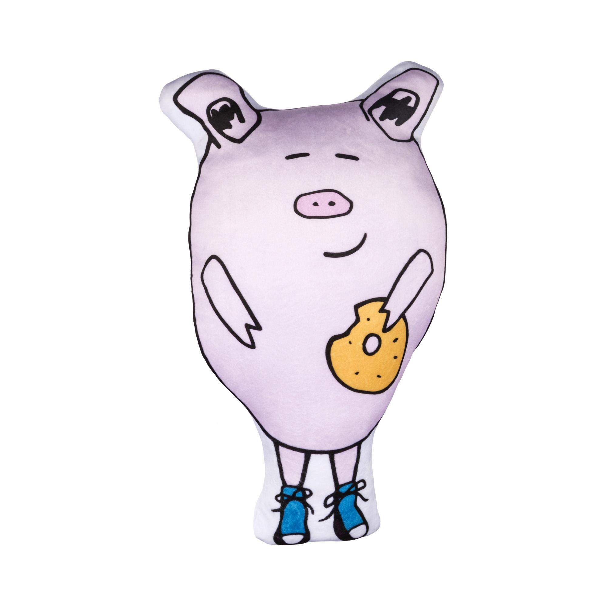 Мягкая игрушка свинка мягкая игрушка other xp a00101