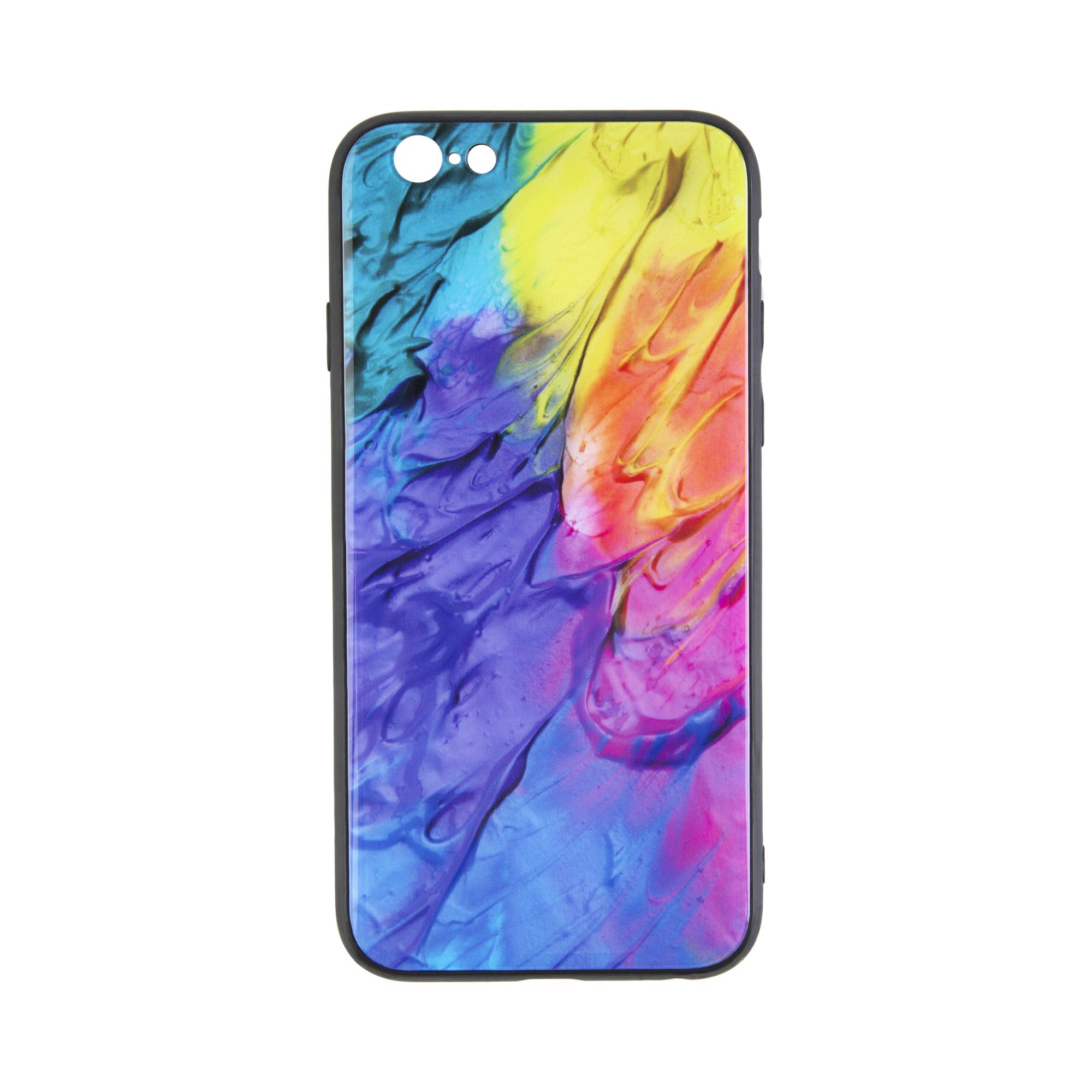 Чехол с защитным стеклом iPhone 6/6s iphone 6s